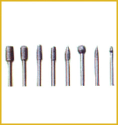 Diamond Mounted Point Electroplated & Metal Bond