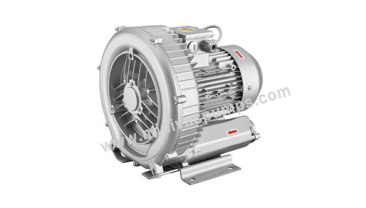 2B & 4B Ring Vacuum Pumps & Blowers - (Side Channel Vacuum Pumps & Compressors)