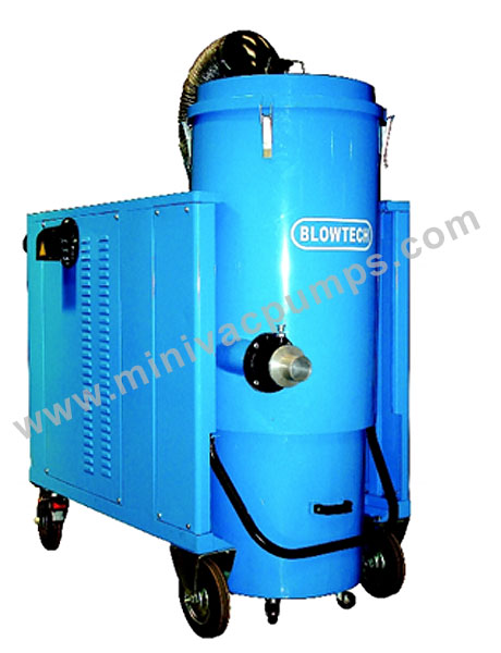 Jumbo Series Industrial Vacuum Cleaners