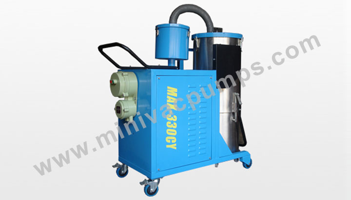 Max Series Industrial Vacuum Cleaners