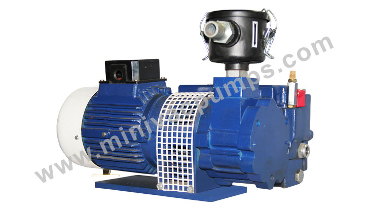 RVL Series (Oil Sealed High Vacuum Pumps)