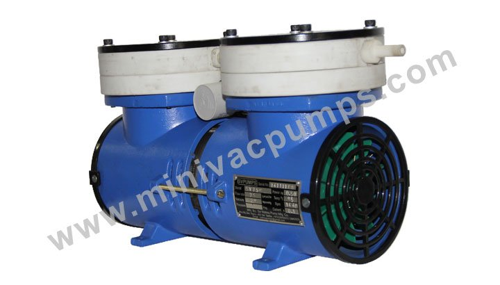 SV Series - (Diaphragm Vacuum Pumps & Compressors)
