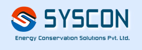 SYSCON ENERGY CONSERVATION SOLUTIONS PVT.LTD. Testimonial