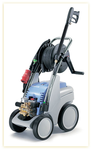 HIGH PRESSURE CLEANER MACHINE - Model : HPC 11/140 TST