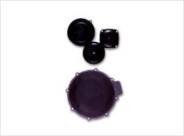 Rubber / PTFE Diaphragm