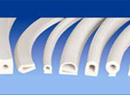 Silicon Solid / Sponge Gaskets