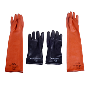 INDUSTRIAL RUBBER GLOVESHome Products Industrial Rubber Gloves