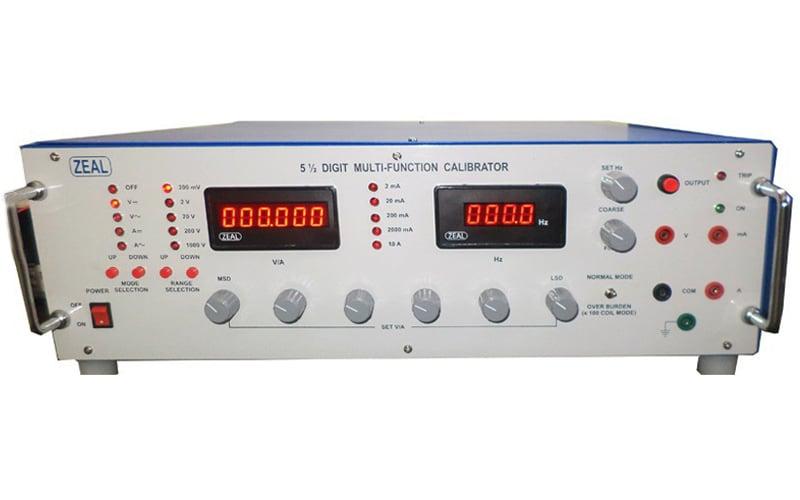 Multi Function Calibrator ( 51/2 digit )